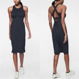 New! Athleta Deep Breath Bralette Dress
